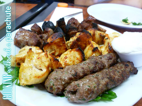 Kafta (BBQ) Recipe — Dishmaps